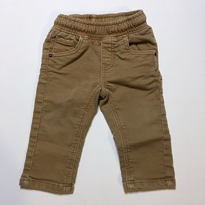 Cat & Jack 12 Months Brown Pull-on Pants